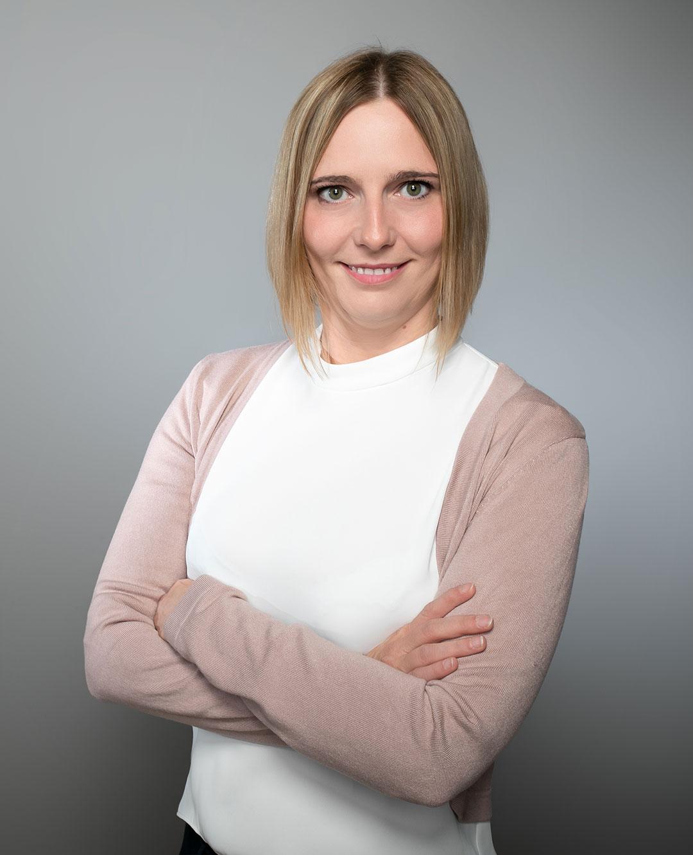 Portraitbild Melanie Paris